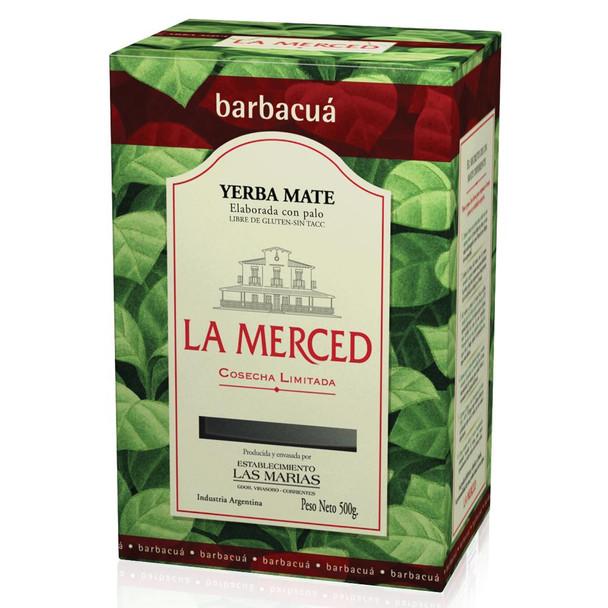 La Merced Yerba Mate Barbacuá (500 g / 1.1 lb)