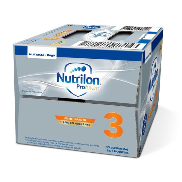 Nutrilon ProFutura 3 Baby Formula 1+ Years Months  Ready to Feed Baby Formula Wholesale Saver Box, 200 ml / 7.05 oz Liquid Tetra-Brick (30 count per box)
