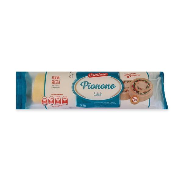 Condesa Pionono Clásico Classic Argentinian Perfect For Desserts, Dulce De Leche Roll & Salty Food, 150 g / 5.3 oz