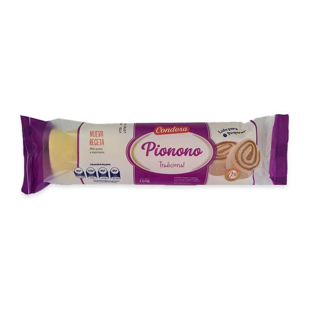 Condesa Pionono Vainilla Perfect For Desserts & Dulce De Leche Roll, 150 g / 5.3 oz