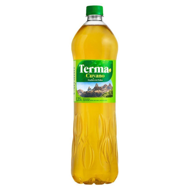 Terma Cuyano Enebro & Poleo Bitter Refreshing Drink With Herbs, 1.35 l / 45.64 fl oz