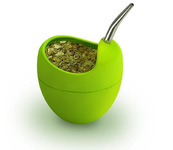 Silicone gourd