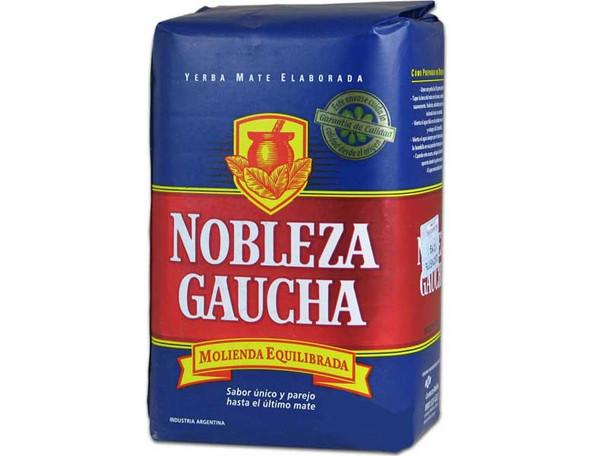 Nobleza Gaucha Yerba Mate (500 g / 1.1 lb)