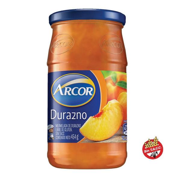 Arcor Mermelada de Durazno Classic Peach Marmalde Sweet Jam, 454 g / 16.01 oz
