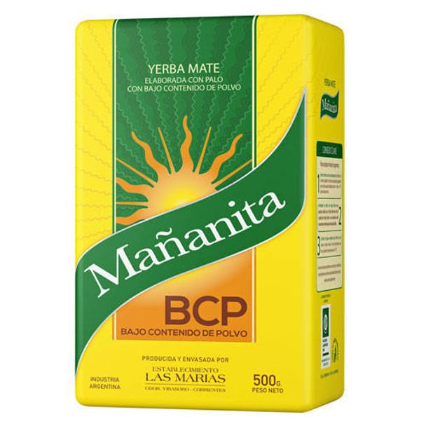 Mañanita Yerba Mate (500 g / 1.1 lb)