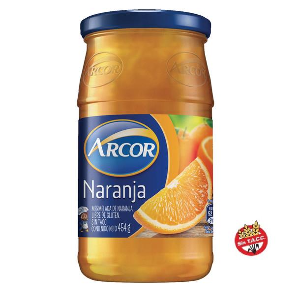 Arcor Mermelada de Naranja Classic Orange Marmalde Sweet Jam, 454 g / 16.01 oz