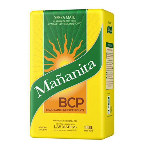 Mañanita Yerba Mate, 1 kg / 2.2 lb