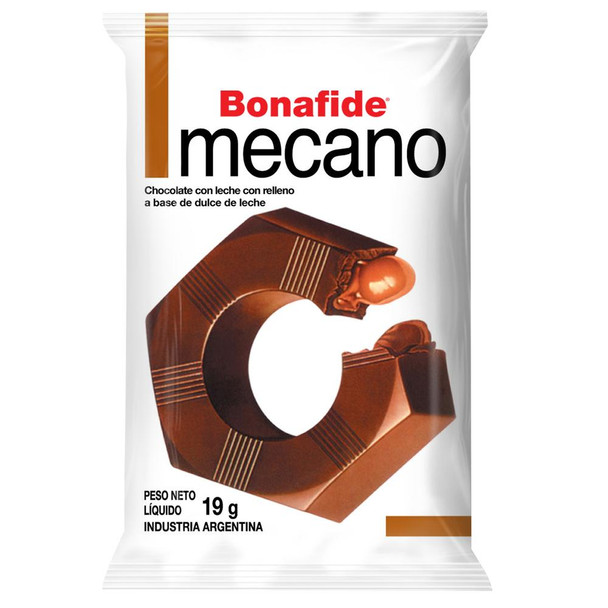 Mecano Dulce de Leche Bombón - Just a Single Bite (1 unit)