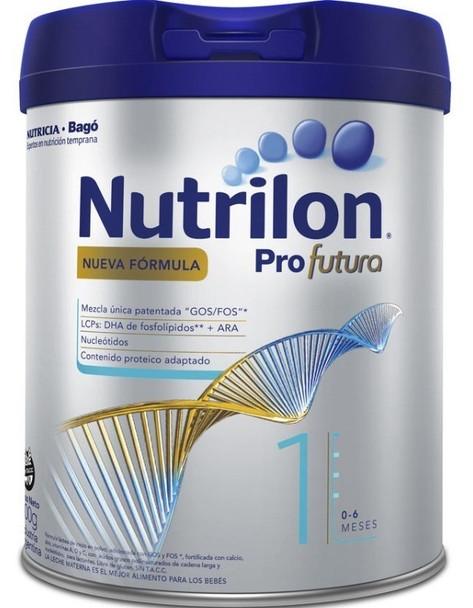 Nutrilon ProFutura 1 Baby Formula 0-6 Months, 800 g / 28.2 oz Powder Can