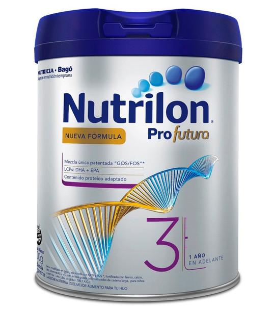 Nutrilon ProFutura 3 Baby Formula 1+ Years, 800 g / 28.2 oz Powder Can