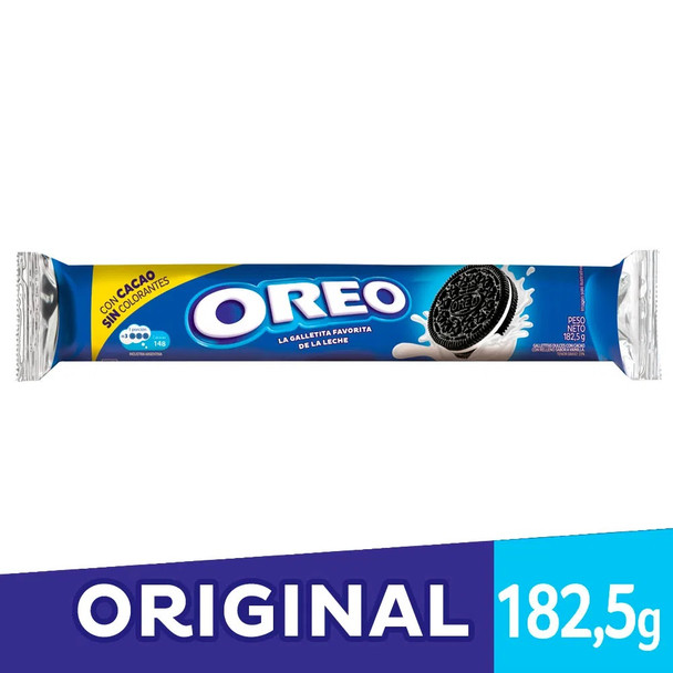 Oreo Sandwich Cookies Cream Filled Long, 182.5 g / 6.44 oz each (pack of 3)