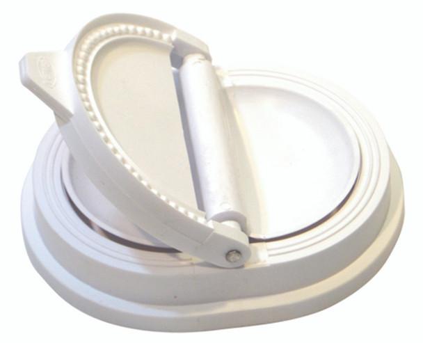 Molde Para Empanadas Dough Press Dumpling Maker Cutter for Empanadas, Dumpling, Pastelitos & Calzone (4 Cutter Designs)