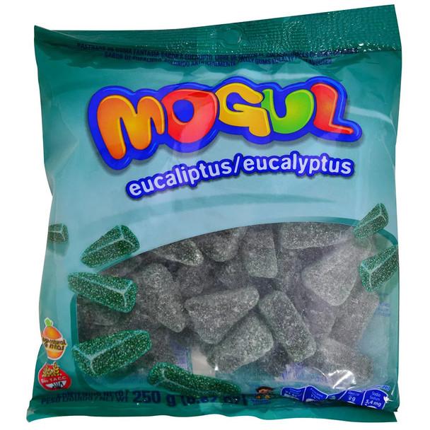 Mogul Gomitas Eucaliptus Eucalyptus Candies Gummies, 250 g / 8.8 oz