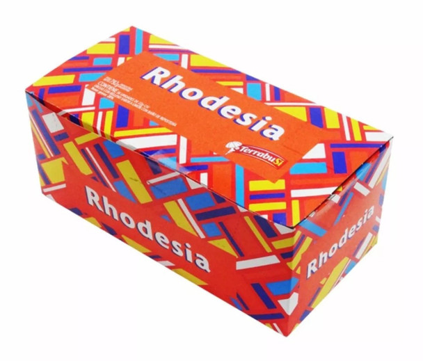 Rhodesia Chocolate Coated Cookie With Lemon Cream Filling, 36 cookies x 22 g / 0.78 oz family box