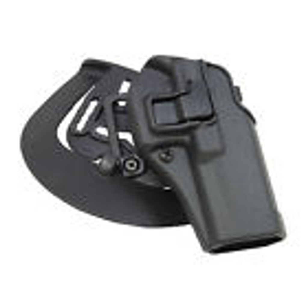 Blackhawk CQC SERPA Concealment Holster for Glock 17 22 31 Black 410500BK-R