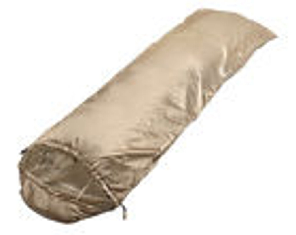 SnugPak Jungle Bag Sleeping Bag Desert Tan DT Right Hand Zip 92256