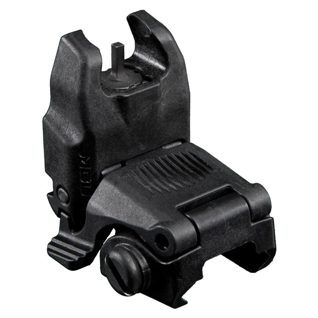 Magpul Gen 2 MBUS Adjustable Front Sight Black MAG247-BLK Gen2