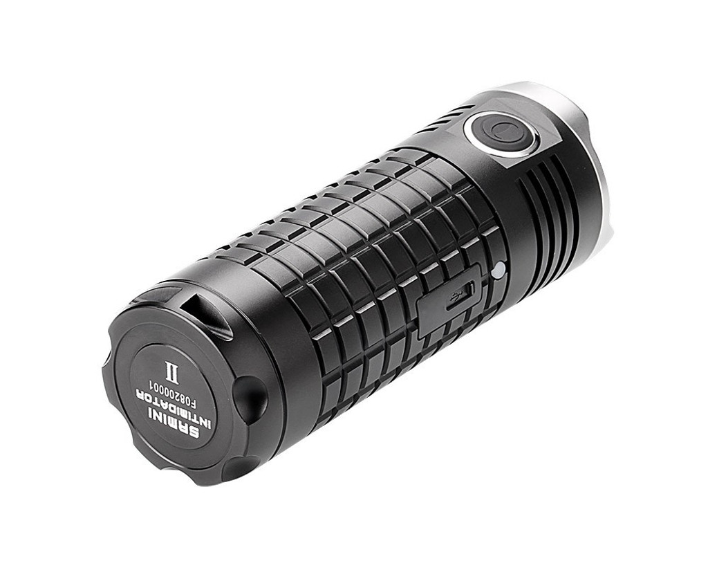 Olight SR MINI Intimidator II 2 3200 Lumens Flashlight LED Flash light lite