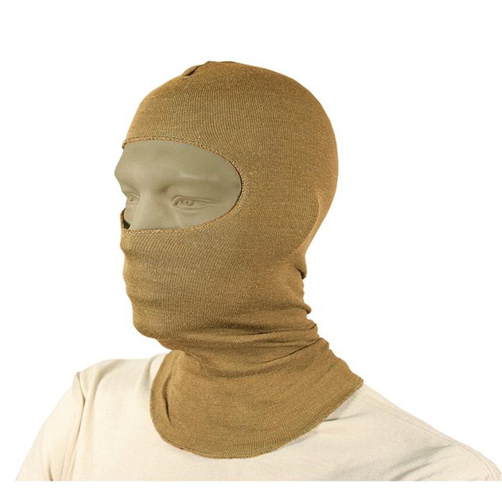 "Blackhawk Lightweight With Nomex Balaclava 18"" 333005CT Coyote Tan 648018028571"