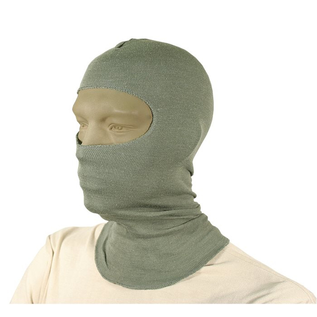 "Blackhawk Lightweight With Nomex Balaclava 18"" 333005FG Foliage Green"
