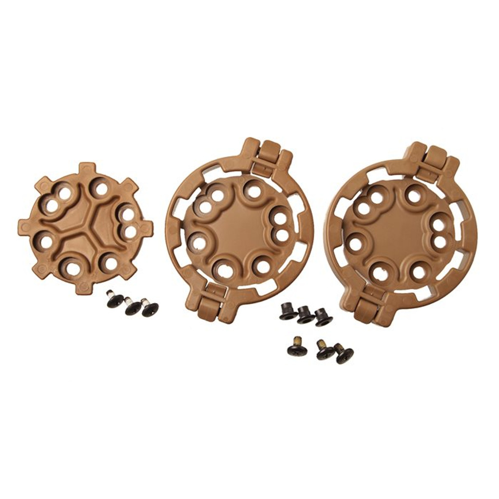 Blackhawk Serpa System Quick Disconnect Holster Mounting Kit 430950DT Dessert Tan 648018120237