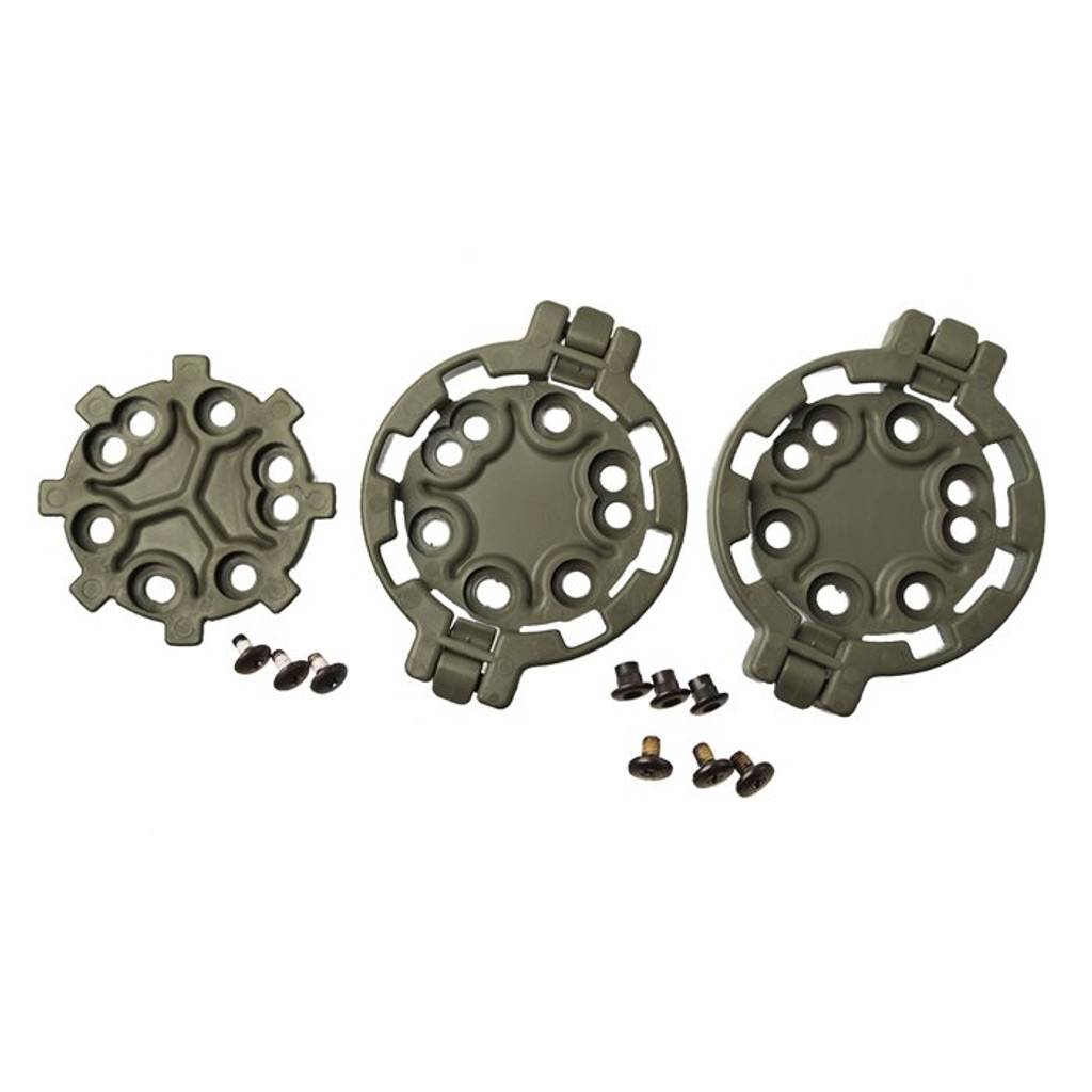 Blackhawk Serpa System Quick Disconnect Holster Mounting Kit 430950OD Olive Drab Green 648018120251