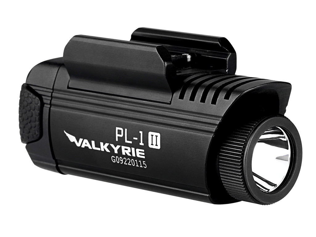 Olight PL-1 II Valkyrie Weapon Mounted Light 450 Lumen LED PL-1-II 2 TWO WML Flashlight Flash Light Lite