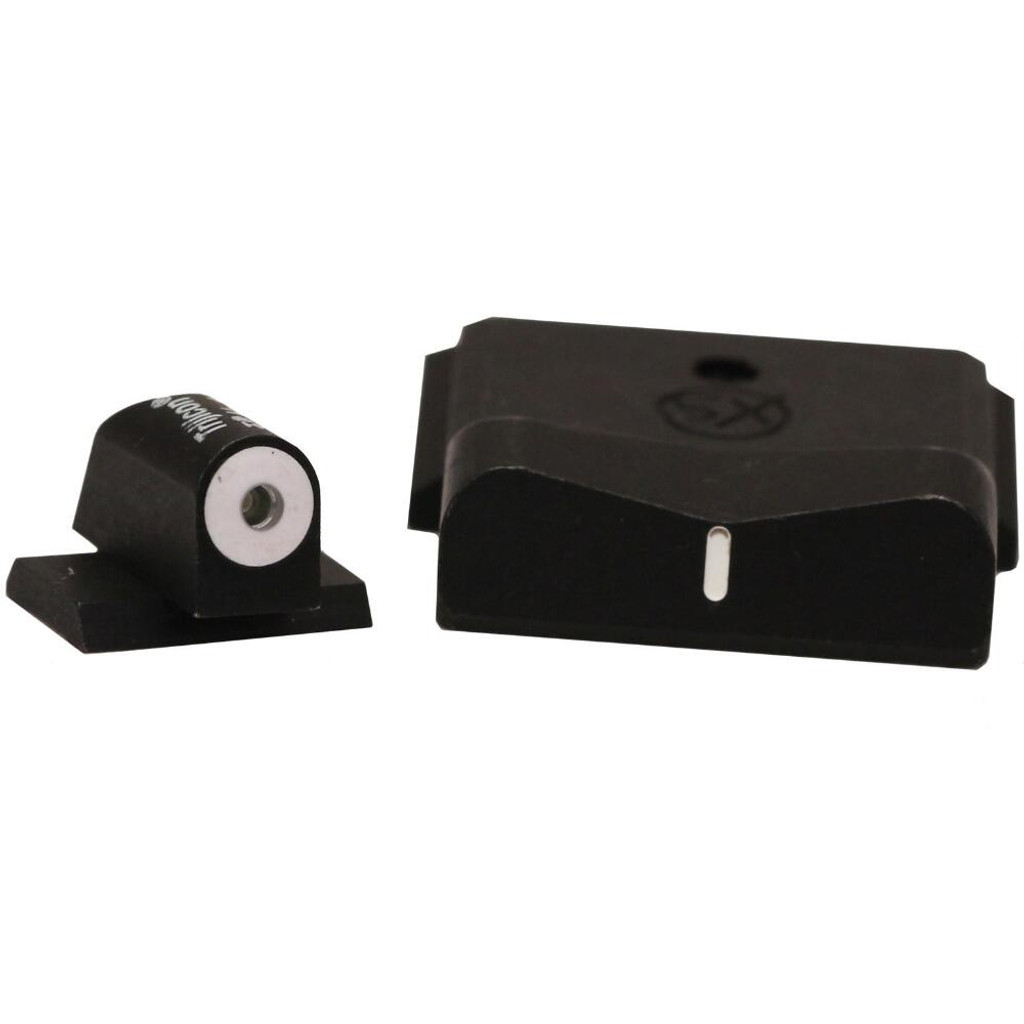 XS Sights Smith & Wesson DXW Big DOT M&P Tritium Sight Set SW-0019S-3 0647533036337 S&W