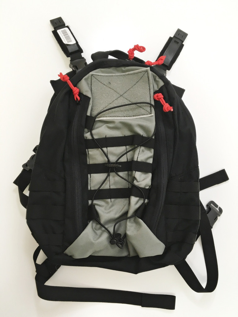 MSM Mil-Spec Monkey Adapt Pack Backpack Urban 001-URBAN Black Grey Gray Red