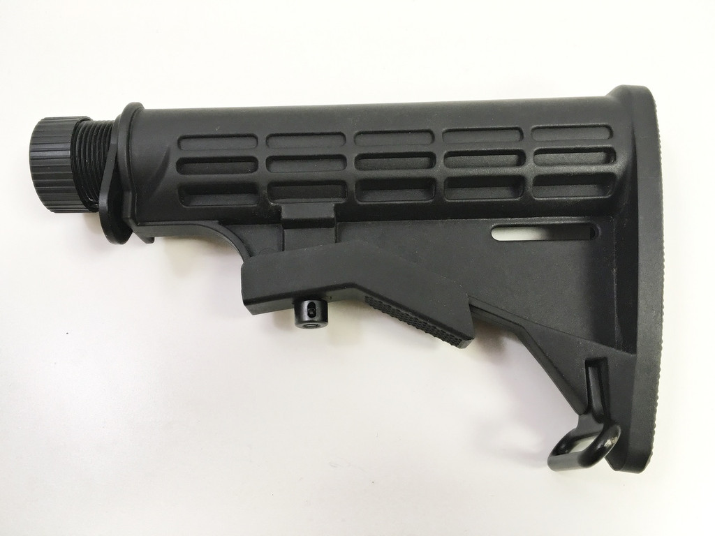 UTG PRO AR-15 Collapsible Stock Assembly, Complete