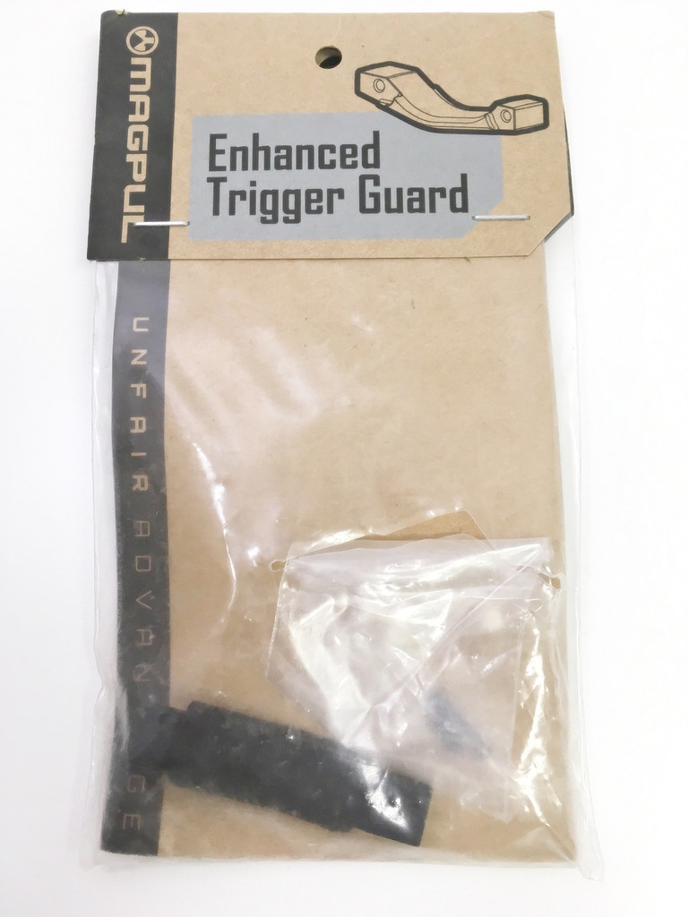 Magpul Trigger Guard MIAD Enhanced AR-15 Aluminum Matte