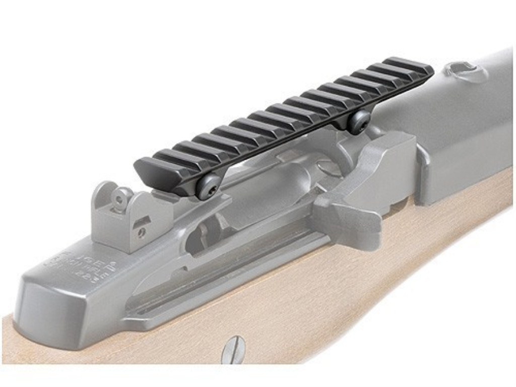 GG&G 1913 Picatinny-Style Scope Base Ruger Mini-14 Ranch GGG-1382 813157002229 Optic