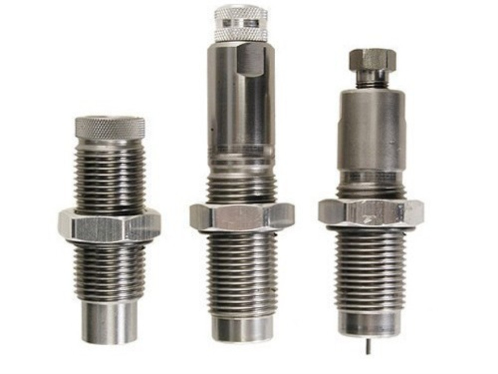 "Lee Precision Large Series 3-Die Set 577-450 Martini-Henry 1-1/4""-12 Thread 90902 734307909024"