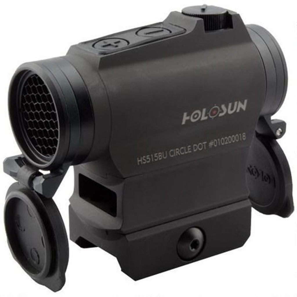 Holosun Micro Red Dot Sight Dual Reticle Quick Release HS515BU 760921087718