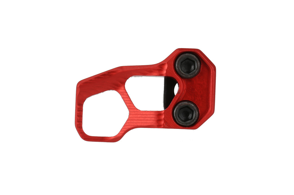 Odin Works AR-15 XMR 3 Extended Mag Release Button - Red Magazine AR-10 5.56 Three XMR3-RED 857392006680