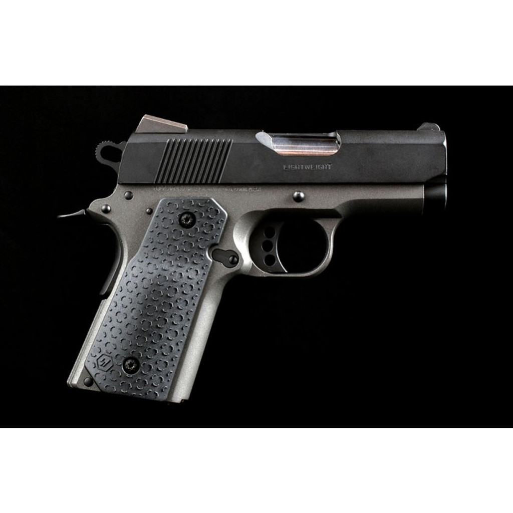 Strike Industries 1911 Officer Style Polymer Grip 2 Two 1911-CP-GRIP-2 708747545203