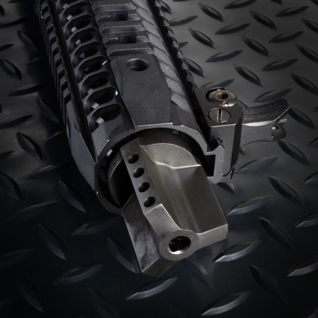 Strike Industries FAT Comp 01 Muzzle Brake Device 1/2x28 .223 5.56 One FC-01 700371178970