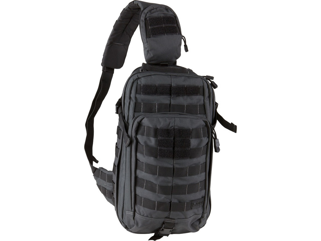 5.11 Tactical MOAB10 Backpack 1050D Water Resistant Nylon - Pack Black Mobile Operations Attachment BAG 56964-BK 844802227209