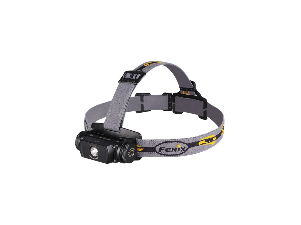 Fenix HL55 Headlamp 900 Lumen LED 18650 or 2xCR123 Flashlight FX-HL55 6942870304618