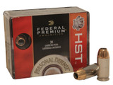Federal Premium Personal Defense Ammunition 9mm Luger 124 Grain HST Jacketed Hollow Point Box of 20 P9HST1S