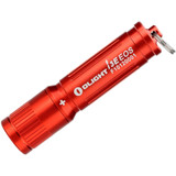 Olight i3E-RED EOS 90 Lumen Mini Keychain Flashlight RED