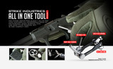 Strike Industries All In One Glock Tool - Glock-AIO-Tool Glock-AIO-Tool Handgun cleaning 19 21 22 30 34 42 43 SI
