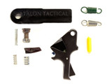 Apex Tactical Flat Faced Forward Set Spring and Trigger Kit S&W M&P 100-054 0856008005512