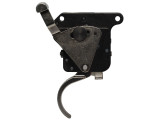 Timney Triggers Remington 700 Adjustable Rifle Trigger Nickel With Safety TIM-512  512 081950005123