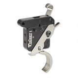 Timney Triggers Remington 700 Adjustable Thin Rifle Trigger Nickel With Safety TIM-512THIN 512THIN