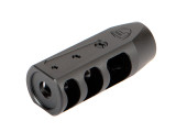 Fortis RED 5.56 .223 Muzzle Brake Nitride Black 1/2x28 FORTF-RED AR 15 AR15 Rifle