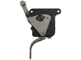 Timney Triggers Remington 700 40X Flat With Safety Adjustable Rifle Trigger Nickel 517-16 081950517169