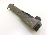 ZEV Technologies HEX With RMR Cover Complete Slide Glock 19 GEN4 Gray HEX-RMR-GRAY 0811745027265  Grey