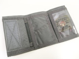 MSM Mil-Spec Monkey Practical Results Wallet Wolf Grey 018-WOLF Gray Hook & Loop