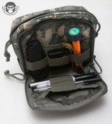 Mil-Spec Monkey Stealth Utility Admin Pouch Marine Coyote